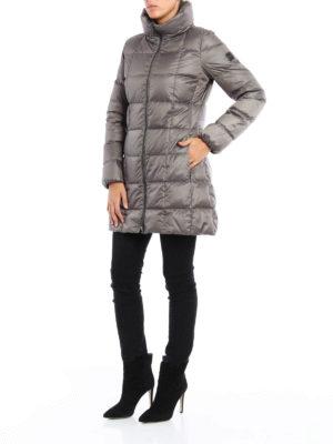 Fay: padded coats online - Ultralight padded short coat