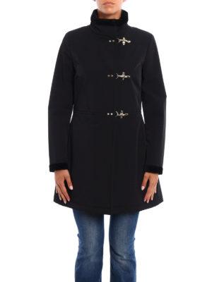Fay: padded coats online - Virginia techno fabric coat