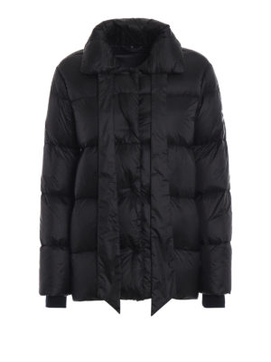 FAY: cappotti imbottiti - Piumino con inserto removibile al collo