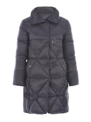 Fay: padded coats - Quilted padded coat