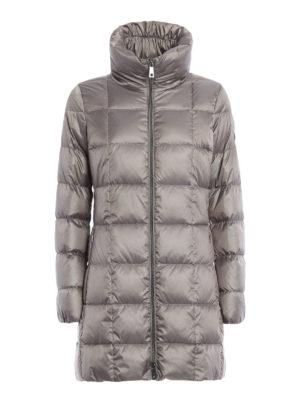 Fay: padded coats - Ultralight padded short coat