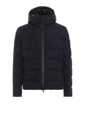 FAY: giacche imbottite - Piumino Natan blu scuro