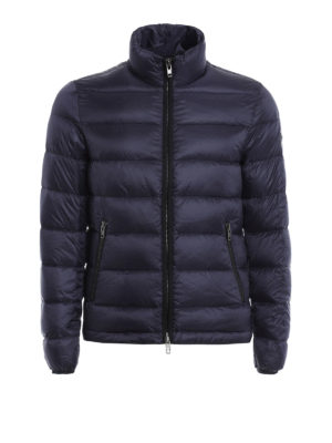 Fay: padded jackets - Matte nylon quilted padded jacket