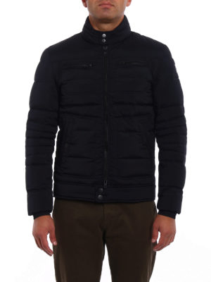 Fay: padded jackets online - Four pocket down padded jacket