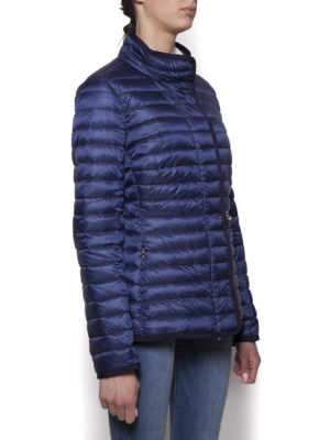 Fay: padded jackets online - Light techno fabric puffer jacket