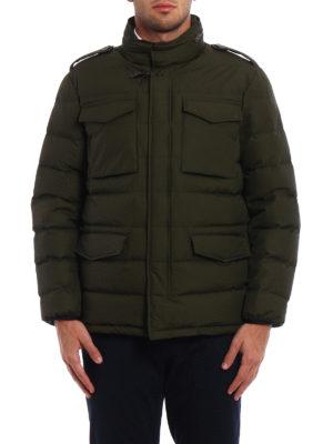 Fay: padded jackets online - Padded field jacket