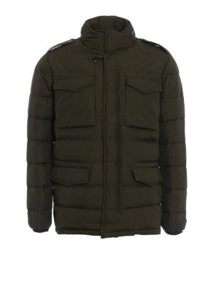 Fay: padded jackets - Padded field jacket