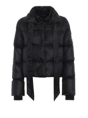 FAY: giacche imbottite - Piumino corto con inserto removibile al collo