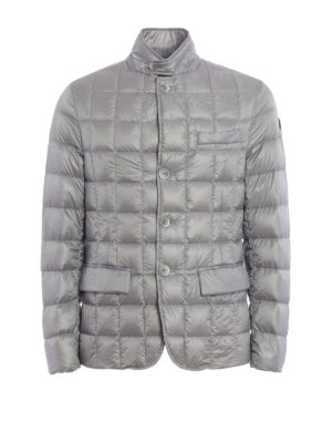Fay: padded jackets - Quilted padded nylon blazer