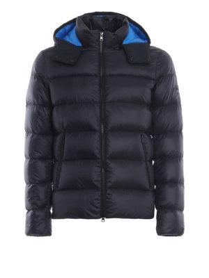 FAY: giacche imbottite - Piumino in nylon con cappuccio staccabile