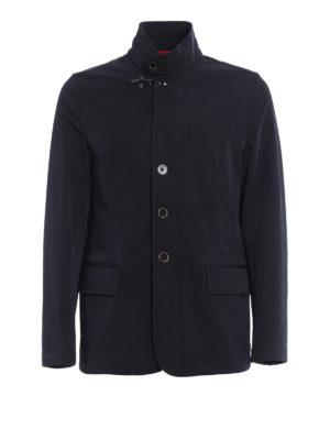 Fay: padded jackets - Urban techno jacket