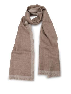 Fay: scarves - Virgin wool scarf
