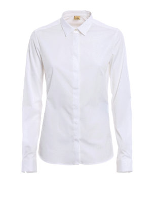 Fay: shirts - Classic cotton poplin shirt