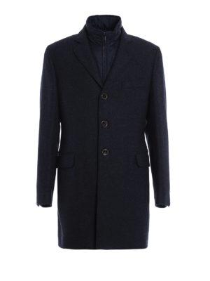 Fay: short coats - Cashmere blend double coat