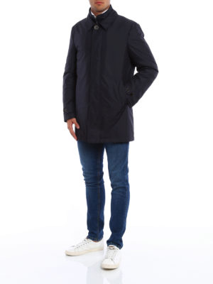 Fay: short coats online - Morning raincoat