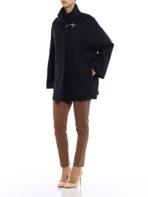 Fay: short coats online - Romantic short cape coat