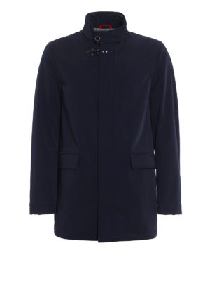 Fay: short coats - Techno fabric urban coat