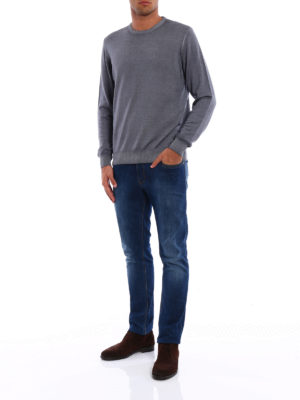 Fay: skinny jeans online - ST 196 denim jeans