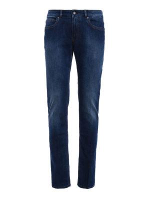 Fay: skinny jeans - ST 196 denim jeans