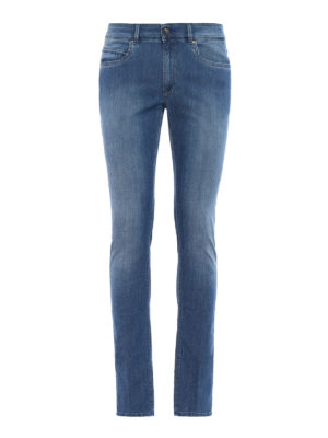 Fay: straight leg jeans - Slim fit straight leg jeans