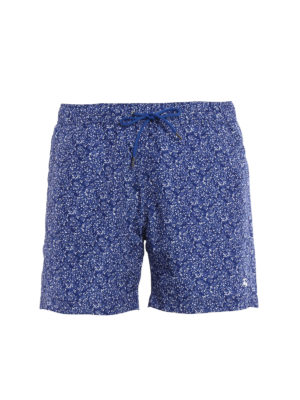 Fay: Swim shorts & swimming trunks - Liberty print swim shorts