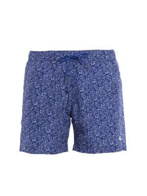 Fay: Swim shorts & swimming trunks - Liberty print swim shorts