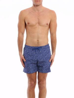 Fay: Swim shorts & swimming trunks online - Liberty print swim shorts