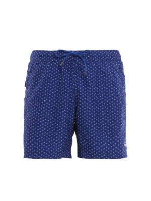 Fay: Swim shorts & swimming trunks - Patterned swim shorts