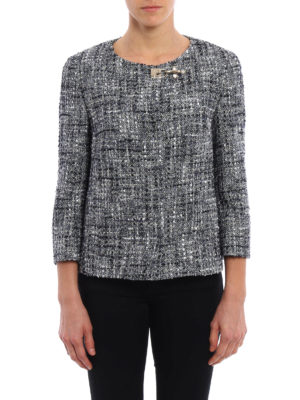 Fay: Tailored & Dinner online - Tweed chanel jacket