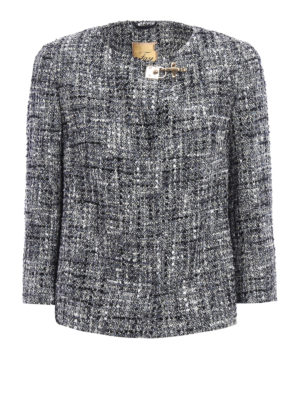 Fay: Tailored & Dinner - Tweed chanel jacket