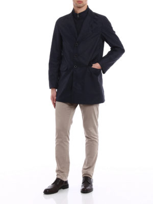 Fay: trench coats online - Water resistant light trench coat