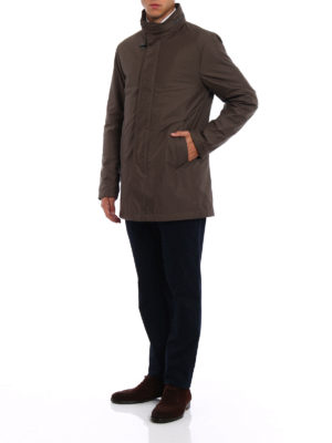 Fay: trench coats online - Waterproof padded trench