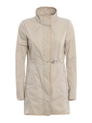 Fay: trench coats - Virginia semiglossy trench