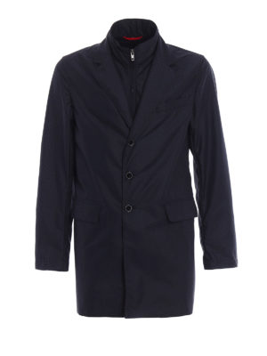 Fay: trench coats - Water resistant light trench coat