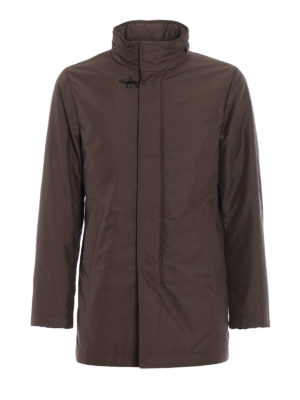 Fay: trench coats - Waterproof padded trench