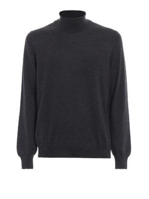 FAY: maglia a collo alto e polo - Dolcevita in lana vergine