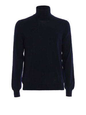 Fay: Turtlenecks & Polo necks - Pure wool turtleneck sweater