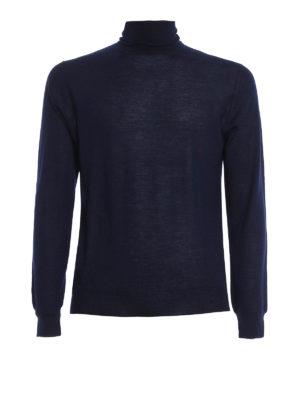 Fedeli: Turtlenecks & Polo necks - Pure cashmere turtleneck