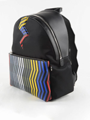 Fendi: backpacks online - Lightning backpack