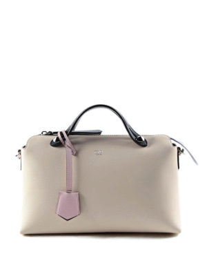 Fendi: bowling bags - By The Way leather bowling bag