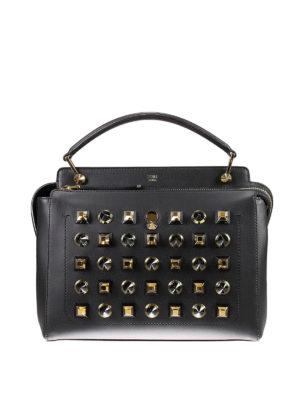 Fendi: bowling bags - Dotcom Gold Edition bag