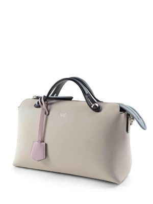 Fendi: bowling bags online - By The Way leather bowling bag