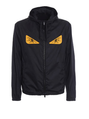 Fendi: casual jackets - Tired Eyes windbreaker