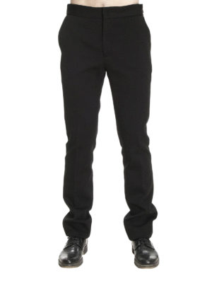Fendi: casual trousers online - Fantastic cotton jersey trousers