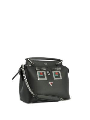 Fendi: cross body bags online - Dot Com Click Faces hand bag