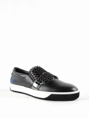 Fendi: Loafers & Slippers online - Studded slippers