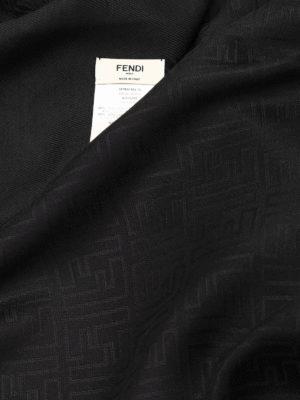 FENDI: Stole & Scialli online - Scialle logo fendi