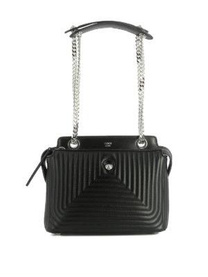 Fendi: shoulder bags - Dotcom Click bag