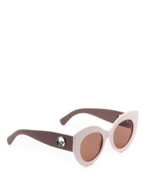 Fendi: sunglasses - F is Fendi cat-eye sunglasses
