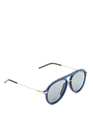Fendi: sunglasses - Fantastic aviator sunglasses